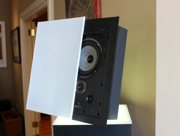 foca l inwall speaker