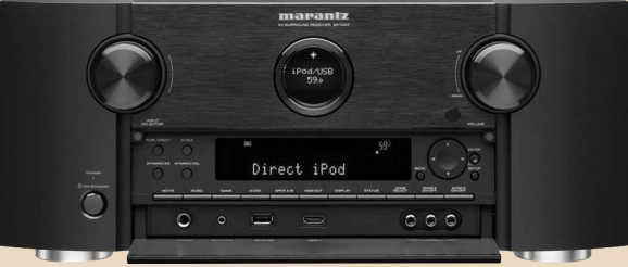 Marantz-SurroundReceiver