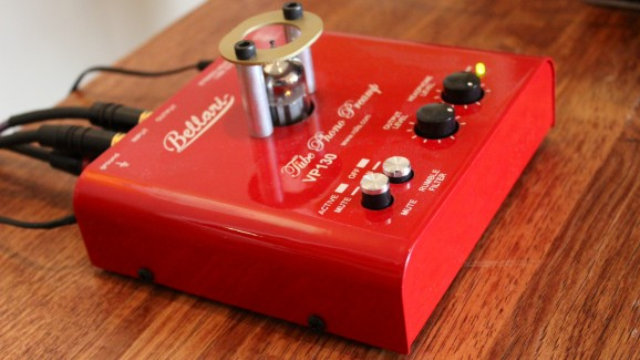 Bellari Tube Preamp