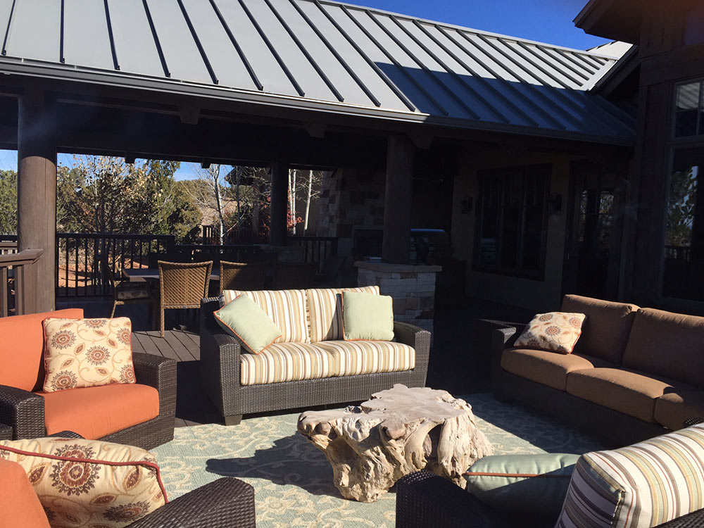 Desert Home - Patio