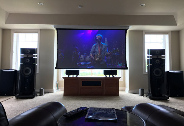 The Audiophile S Media Room Kitsap Silverdale