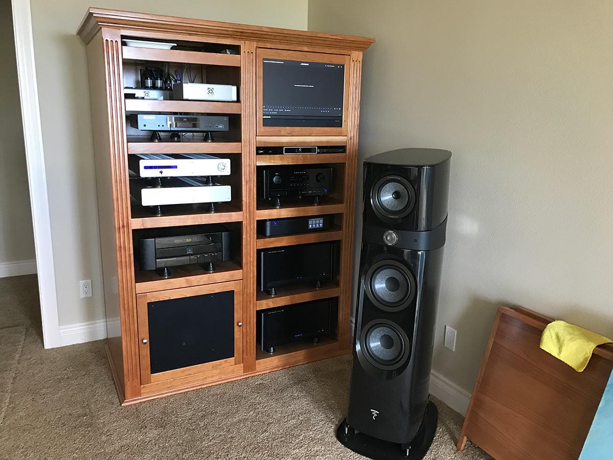 The Audiophile's Media Room | Kitsap - Silverdale
