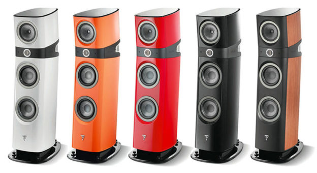 focal sopra 3 group